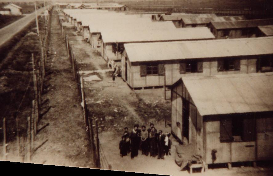 Le camp de concentration pour Tsiganes de Montreuil-Bellay