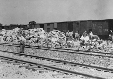 juifs français déportés