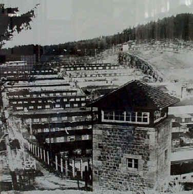 Le camp de Flossenburg