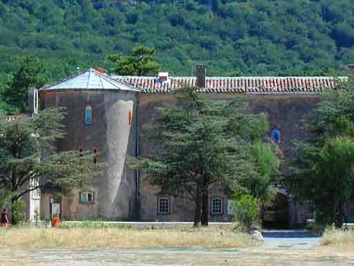 L'hôtelleire de la sainte-Baume