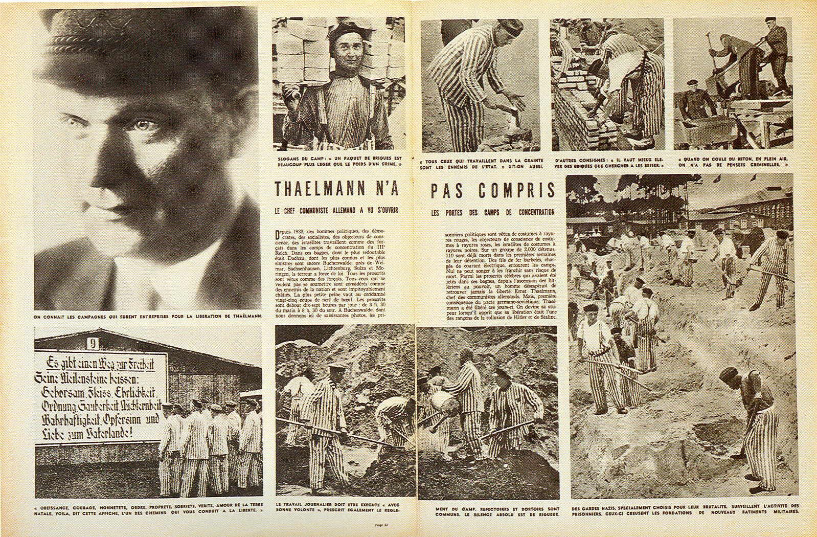 Les Camps Nazis Dans Travail Le S0qfEx